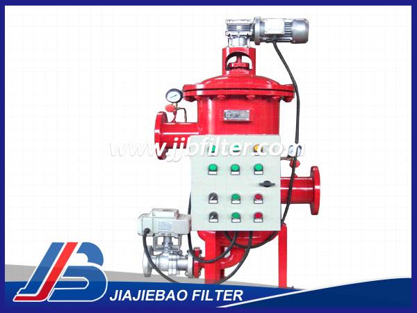 LFZ-300-X立式全自动清洗过滤器