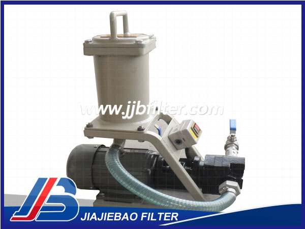 BLYJ便携式滤油机