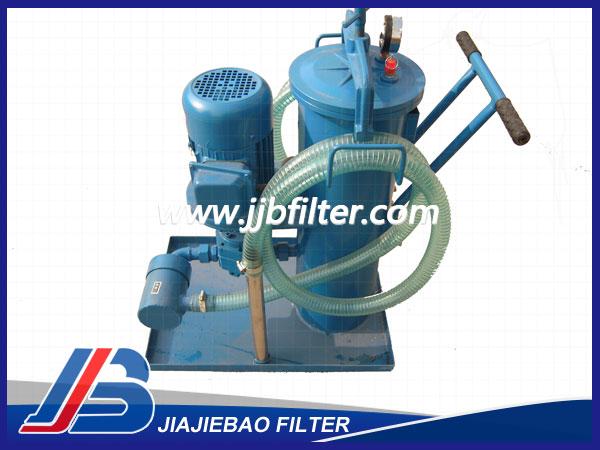 LUC40X20液压油专用过滤机