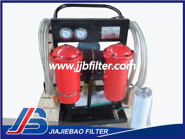 润滑油多级滤油机LYC系列