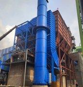 河南省铝厂铸造车间粉尘改造项目
